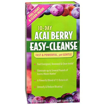 Applied Nutrition 10-Day Acai Berry Easy-Cleanse