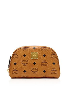 Mcm Cosmetic Case - Heritage Small
