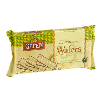 Gefen Wafers Lemon