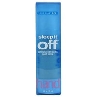 Bath & Body Works True Blue Spa Sleep It Off Overnight Anti-Aging Hand Serum 1 fl oz (29 ml)