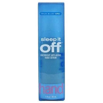 Bath & Body Works True Blue Spa Sleep It Off Overnight Anti-Aging Hand Serum 1 fl oz (29 ml)