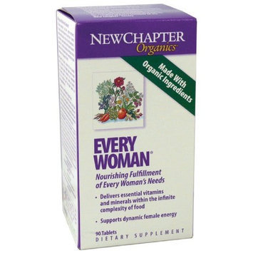 New Chapter Chapter Every Woman Multivitamins, 90 Count