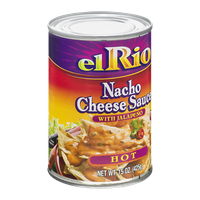 El Rio Nacho Cheese Sauce with Jalapeno Hot