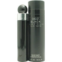 Perry Ellis 360 Black Eau De Toilette Spray for Men