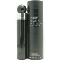 Perry Ellis 360 Black Eau De Toilette Spray for Men