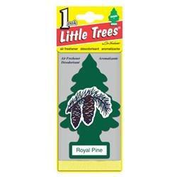 Car Freshener U1P-10101 Little Tree Air Fresheners, Royal Pine