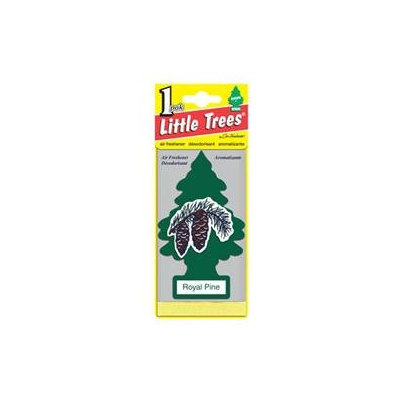 Car Freshener U1P-10101 Little Tree Air Fresheners, Royal Pine