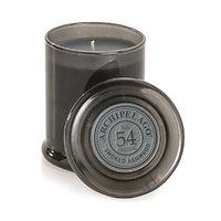 Archipelago Botanicals Scented Glass Jar Candle - Grey