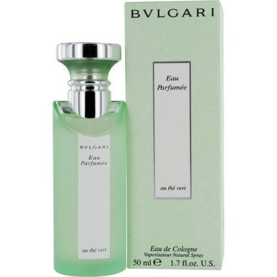 Bvlgari Green Tea Cologne Spray for Unisex, 1.7 Ounce