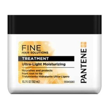 Pantene Pro-V Fine Hair Ultra, Light Moisturizing Treatment, 10.2 oz