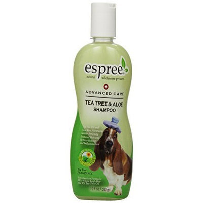 Espree Tea Tree & Aloe Dog Shampoo, 12-Ounce