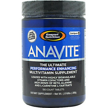 Gaspari Nutrition ANAVITE Multivitamin Supplement Tablets
