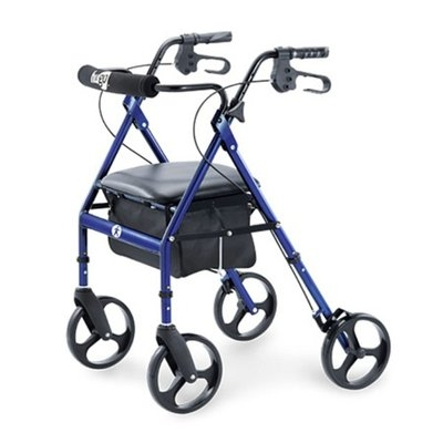 Hugo Rolling Walker w/ Padded Seat