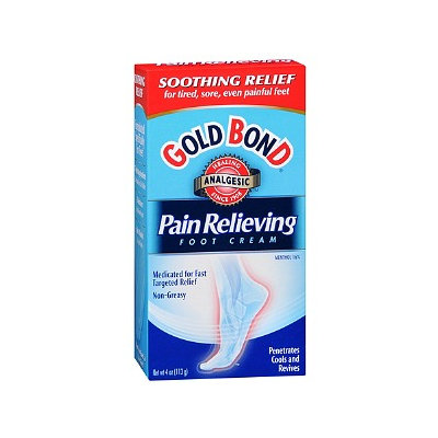 Gold Bond Foot Pain Relieving Cream