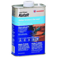Savogran Corp 1 Quart Kutzit Paint Varnish Remover 01112