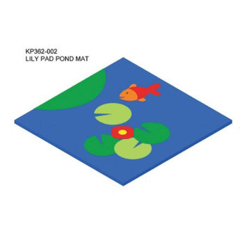 Children's Factory Lily Pad Mat