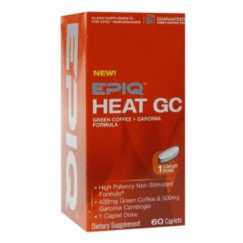Epiq EPIQ - Heat GC Green Coffee & Garcinia Formula - 60 Capsules