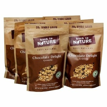 Back to Nature Granola 6 Pack