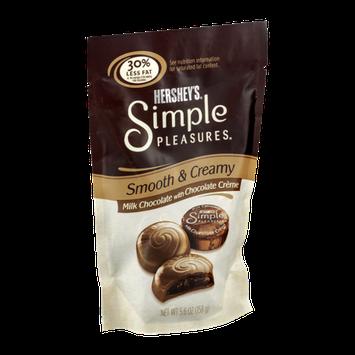 Hershey's Simple Pleasures Dark Chocolate With Chocolate Creme