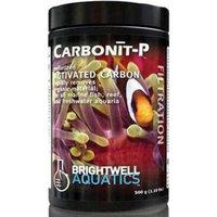 Mojetto Brightwell Aquatics ABACRBP500 Carbonit-P Carbon Filter Media for Aquarium, 1.1-Pound