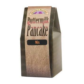 Mama Leone's Leonard Mountain Buttermilk Pancake Mix, 13-Ounce Boxes (Pack of 4)