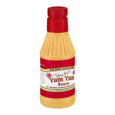 Terry Ho's Yum Yum Sauce Spicy
