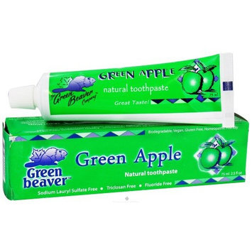 Flora Green Apple Toothpaste - 75 ml - Paste