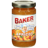 Baker: Apricot Fat Free Dessert Filling, 10 Oz