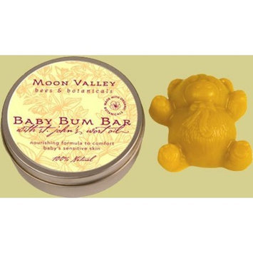 Moon Valley Organics Baby Bum Bar Natural By Moon Valley