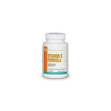 Universal Nutrition System Universal Vitamin C Formula 100 ct - UNIVVITC01000000CT