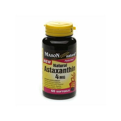 Mason Natural Astaxanthin 4 mg