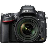 Nikon Black D610 DSLR Camera with 24.3 Megapixels and 24-85mm Lens Included
