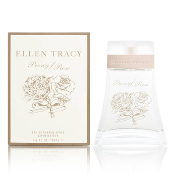 Ellen Tracy Peony Rose 3.4 oz EDP Spray