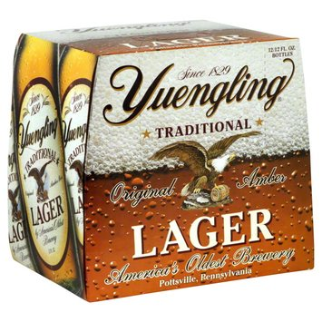 Yuengling Traditional Lager Original Amber
