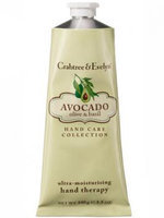Crabtree & Evelyn  Avocado, Olive & Basil Ultra-Moisturising Hand Therapy