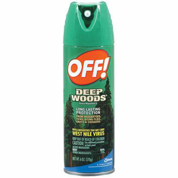 OFF! Deep Woods Insect Repellent V