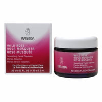Weleda Wild Rose Smoothing Facial Capsules, 30 ea