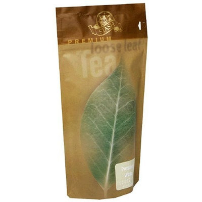Stash Tea Company Stash Tea Mutan White Tea, Loose Leaf, 1.5-Ounce Pouches (Pack of 3)