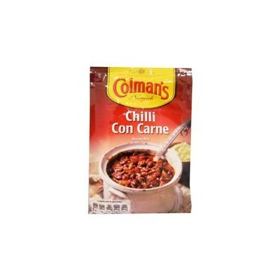 Colman's Of Norwich Colman's Chilli Con Carne Seasoning Mix