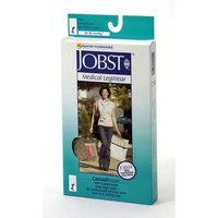 Jobst Women's CasualWear 20-30 mmHg Knee High Sock Size: X-Large, Color: Black