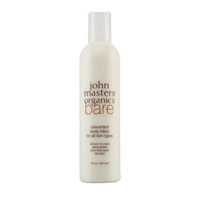 john masters organics bare Bare-Unscented Body Lotion for all skin types