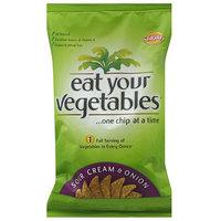 Snikiddy Sour Cream N Onion Veggie Chips