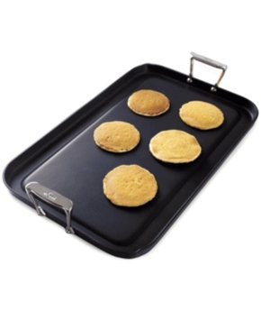 All Clad Non-Stick Double Burner Griddle