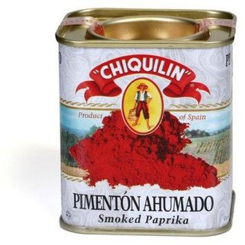 Chiquilin Smoked Paprika Tin 2.64oz