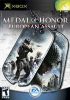Electronic Arts Medal of Honor: European Assault