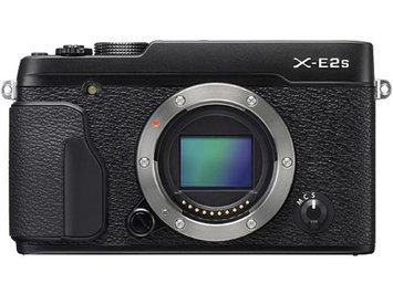 Fuji X-E2S Mirrorless Digital Camera Body, Black
