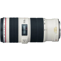Canon EF 70-200mm f/4 L IS USM Telephoto Zoom Camera Lens