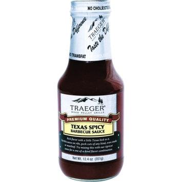 Traeger 12.4 Oz Texas Spicy Sauce (SPC117)