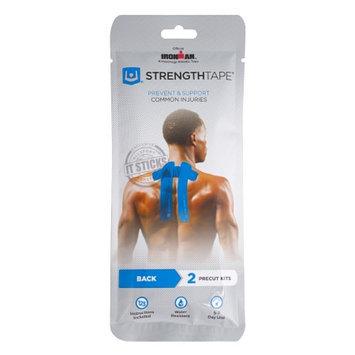 Endevr StrengthTape Kinesiology Tape Precut Mini Pack Back & Neck