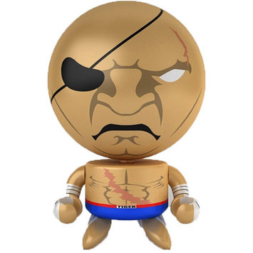 Interworks Bobble Budds Sagat Action Figure